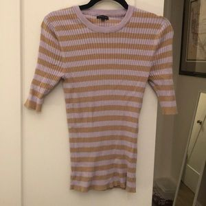 Who What Wear 3/4 sweater size large